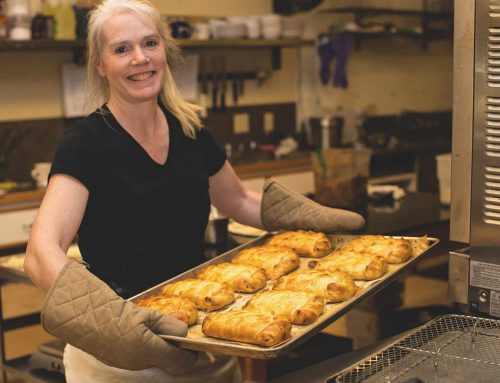 About Holly's Meat Pies